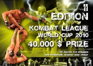 Combat League World Cup 2010 SANDA