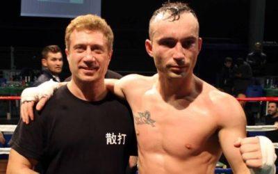 Sokol Jakini vince il titolo europeo di kickboxing