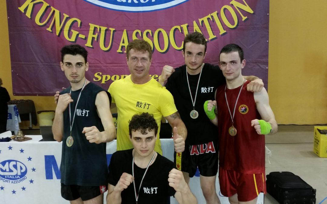 Campionati Nazionali di Kung fu P.W.K.A. 2016