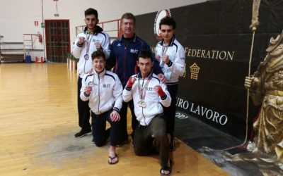 Nazionali U.I.K.T. – Unione Italiana Kung fu Tradizionale